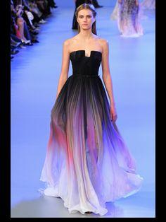 Ellie Saab Spring 2014 couture