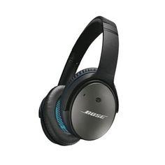 Casque à réduction de bruit Bose QuietComfort 25 Noir pour Apple