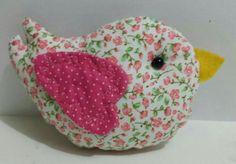 Meu primeiro passarinho,  by Vaqs artesanatos