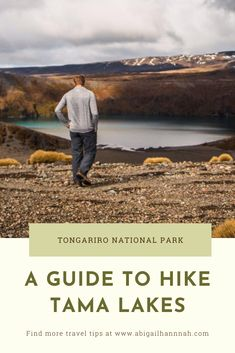 The ultimate winter guide to hike the Tama Lakes track in winter in Tongariro National Park