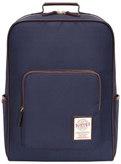 Kamp New York Monopoly Backpack Navy *** Want to know more, click on the image. (This is an affiliate link) #MultipurposeDaypacks