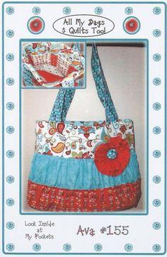 Ava Hand Bag Pattern