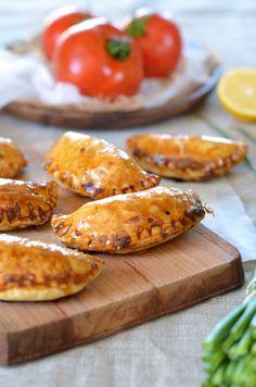 Empanadas au thon et chorizo - Recette facile spéciale apéritif...
