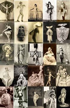 Everything Vintage Creative 1920-1934 Costumes