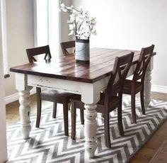 DIY Husky Farmhouse Table | Ana White