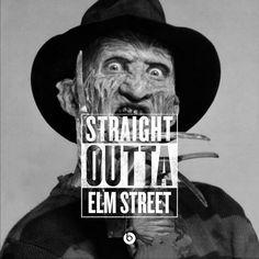 #StraightOutta Horror