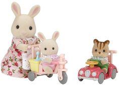 Sylvanian Families Babies Ride and Play