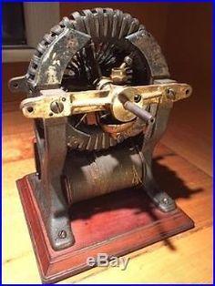 """Résultat de recherche d'images pour """"vintage electromagnetic motor"""""""