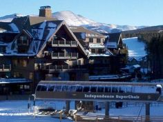 Breckenridge Peak 7 - Grand Lodge