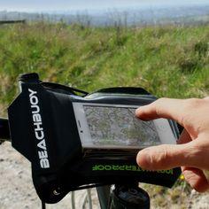 Proporta BeachBuoy #Waterproof Bike Mounted phone case