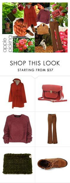 """""""Apple Picking"""" by mimjersey ❤ liked on Polyvore featuring Strenesse Blue, N'Damus, Tom Ford, Acne Studios, Mischa Lampert, Allegra K, Loewe, casual, polyvoreeditorial and applepicking"""
