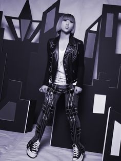 2NE1 - Minzy
