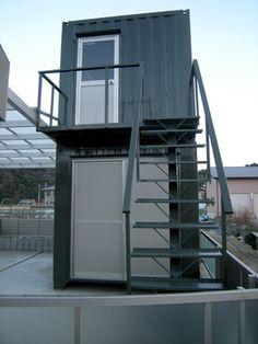 設置事例|ATS,japan|コンテナ販売、コンテナハウス、事務所・ガレージ・店舗・倉庫、買取