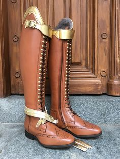 BE YOU and stand out from the rest! You may customize this model in any color or material you wish. You may freely combine colors and material too. Horse Riding Boots, Polo Boots, E Ca, Equestrian Outfits, Saddles, Dressage, Knee High Boots, Clogs, Footwear