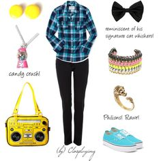 """AmazingPhil (Phil Lester) Closplay"" by closplaying on Polyvore"