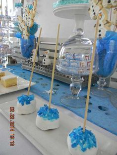 Frozen Birthday Party Ideas | Photo 6 of 41 | Catch My Party