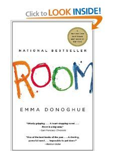 Room: A Novel: Emma Donoghue: Amazing book!  it was even better on disc!