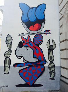 #Numskull #Vienna #Austria #2014 #streetart