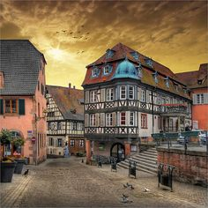 Amazing HDR photographs by Jean-Michel Priaux, talented male photographer based in Alsace,  Casque Bleu - Peacekeeper by Jean-Michel Priaux, via Flickr