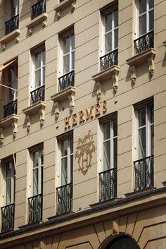 Hermes, 24 Rue du Faubourg Saint-Honoré, Paris VIII