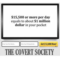 The Covert Society—Make $15,500 or more with this software! Visit the website now-> http://www.tradingsystems24.com/the-covert-society/