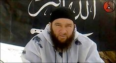 Right Sector Calls On Russia's Bin Laden to Fight in Ukraine: Doku Umarov, leader of the Islamic Caucasus Emirate, an al-Qaeda affiliate in the Caucasus. mage taken from a videotape in which Umarov took credit for the 2010 suicide attacks on the Moscow Metro.