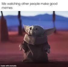 Happy Baby Yoda Meme Template Google Search Cute Wallpapers Yoda Wallpaper Yoda Meme