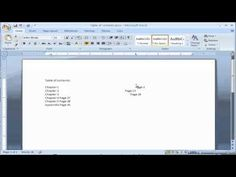 How to perfectly align your text using Tab Stops in Microsoft Word