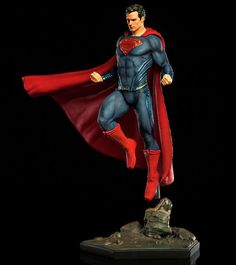 Justice League Superman 1/10 Art Scale Statue - BigBadToyStore