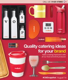 Promotional Catering Merchandise! Click the following link to view products > http://www.completemerchandise.co.uk/snapshot-categories/snapshot-food-and-drink-aug-2014.html