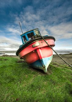 Boat-Ireland by NadiaMichnikPictures on Etsy Ireland, Boat, Trending Outfits, Unique Jewelry, Stuff To Buy, Etsy, Vintage, Dinghy, Boats
