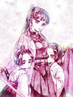 kimetsu no yaiba Anime Angel, Anime Demon, Manga Anime, Demon Slayer, Slayer Anime, Yuri, Anime Nerd, Anime Couples Drawings, Anime Comics
