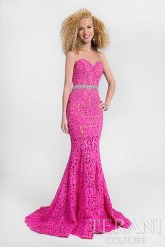 Terani Prom dresses available at Nikki's Glitz and Glam!