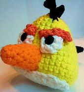 Angry Bird - Yellow