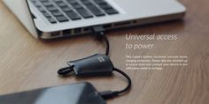 Native Union makes some really well designed accessories for Apple products, and TAG is the latest to join its collection. TAG is a stylish Lightning cable meant to look attractive enough to carry on your key chain Mobile Accessories, Travel Accessories, New Iphone, Apple Iphone, Iphone 7 Design, Daily Hacks, Charging Cable, Apple Products, Clothes Horse