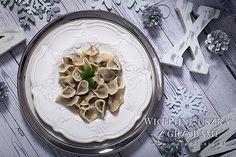 Uszka z grzybami – najlepszy przepis na ciasto