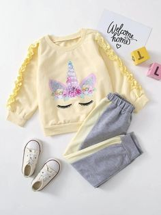 Cute Toddler Girl Clothes, Toddler Girl Outfits, Toddler Fashion, Kids Outfits, Kids Fashion, Dresses Kids Girl, Little Girl Outfits, Little Girl Fashion, Casual School Outfits