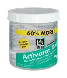 Long Aid Activator Gel (10.5 Oz)