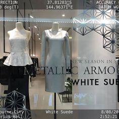 Repost a new photo taken by bentsaidotcom! Metallic Armour Clothing by White Suede. #newyork #tokyo #berlin #moscow #paris #london #losangeles #rome #antwerp #barcelona #dubai #singapore #sydney #shanghai #milan #florence #madrid #saopaulo #stpetersburg #miami #hongkong #bangkok #dubai http://ift.tt/1ksXVeq #searchinstagram http://ift.tt/1PHRobS More post like this http://goo.gl/kZKBdC - http://ift.tt/1Myc4xw