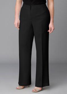 Plus Size Italian Viscose Mens Pants | Lafayette 148 New York