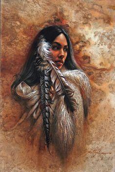 Artist Lee Bogle. My favorite artist. Stunning works of art!