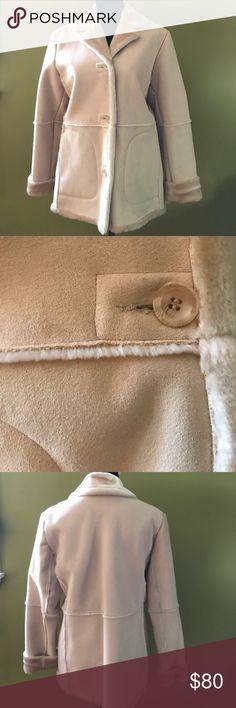 Jones New York faux shearling jacket Jones New York faux shearling jacket. NWOT. Jones New York Jackets & Coats