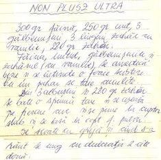 "Fursecuri ""Non plus ultra"" Non Plus Ultra, Deserts, Good Food, Cookies, Sweets, Kitchens, Romanian Recipes, Rage, Kuchen"
