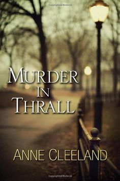 "Murder In Thrall (A Scotland Mystery) by Anne Cleeland,http://www.amazon.com ""1st year detective Kathleen Doyle is a plucky Irish redhead. Chief Inspector Michael Acton is a British lord turned cop."""