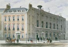 Regency Hot Spots: Hanover Square Rooms - Regency Reader