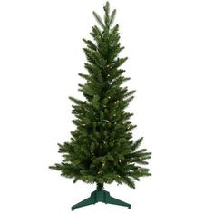Vickerman 3Ft. Green 218 Tips Christmas Tree - Walmart.com