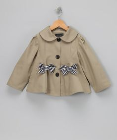 coat bows on bows