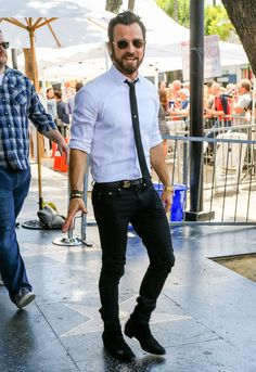 One Way Justin Theroux Takes His Personal Style to the Next Level