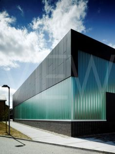 Sandford Park School Secondary School Europe Ireland Dublin 2007 DTA Architects View of multipurpose