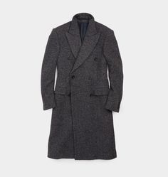 Every overcoat is doubling up (on buttons) this fall.
